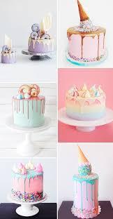 12 drip cakes para a festa infantil constance zahn drip cakes