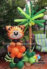 jungle party leaves lamp decoration parties pinterest jungle