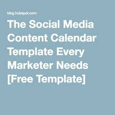 the 25 best social media calendar template ideas on pinterest