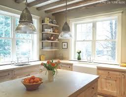 tone on tone french style family kitchen