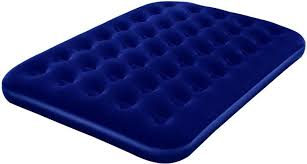 best way flocked air bed double inflatable air bed price in india