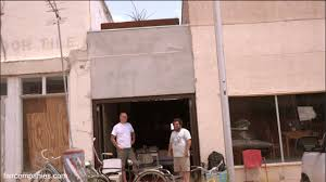 texan alley turned into barber shop turned into skinny house youtube