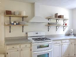 kitchen wall shelf ideas shelves wall beautiful metal kitchen wall shelves high resolution
