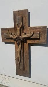 rustic crosses wood cross repurposed wood cross rustic by blessherheartdesigns