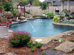 Small Backyard With Pool Landscaping Ideas by Swimming Pool Designs Waterfalls Design U Pool Affordable Pool