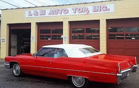 Richmond Auto Upholstery Richmond Va L U0026 M Auto Top Inc 16 Photos 3 Reviews Automotive Repair
