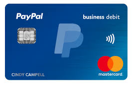 no fee prepaid debit cards paypal business debit mastercard earn 1 back paypal us