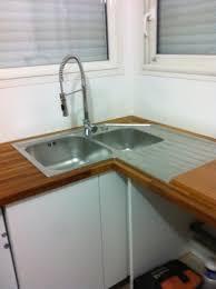evier cuisine evier cuisine d angle 108 avec meubles dangle 1 lzzy co