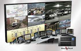 video management solutions for control room display systems rgb