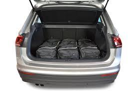 tiguan volkswagen 2015 tiguan volkswagen tiguan ii 2015 present car bags travel bag set