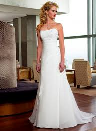Strapless Wedding Dress 36 Best Simple Wedding Dresses Images On Pinterest Simple