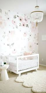 Pink And Gray Nursery Decor Baby Nurseries Decorating Ideas Internetunblock Us
