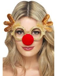 christmas glasses buy christmas novelty accessories cheap reindeer glasses