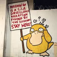 Psyduck Meme - the psyduck conspiracy meme guy