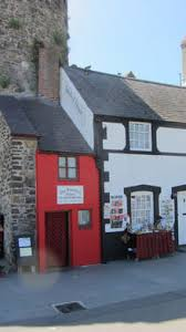 quay house the smallest house in great britain conwy wales