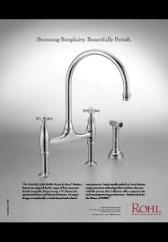 perrin and rowe kitchen faucet rohl recent advertising