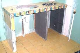 element bas de cuisine avec plan de travail meuble de cuisine avec plan de travail pas cher meuble bas de