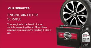 nissan versa engine air filter expert service for nissan cars available at mossy nissan of san diego