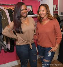 porsha williams weight gain pics kandi burruss sip u0027n shop at tags boutique in atlanta