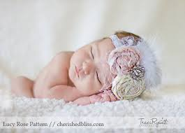 how to make a baby headband vintage inspired baby headband tutorial headband tutorial bliss