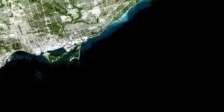 Satellite View Maps Toronto On Free Satellite Image Map 030m11 At 1 50 000