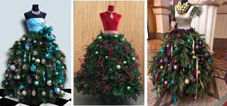 christmas tree dress how to design a spectacular christmas tree dress form at home