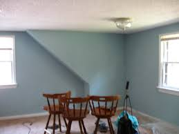 benjamin moore blue stream final choice a soft powdery blue