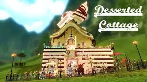 Cottage by Desserted Cottage Features Archeage Youtube