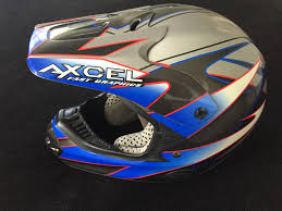 airbrushed motocross helmets custom painted helmets and body work from rippin designs