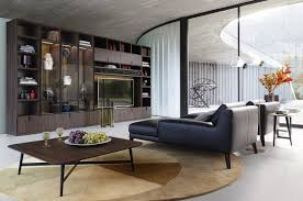 Meuble Mural Salon Tv Roche Bobois by Sectional Tv Wall System Intralatina 201510 B By Roche Bobois