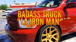 badass trucks badass truck la iron ram las vegas trucks youtube