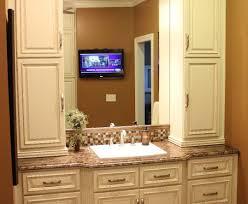 Bathroom Linen Closet Ideas Bathroom Linen Tower Bathroom Floor Cabinet White Linen Tower