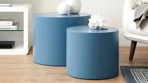 ebay bedside table ls round matt blue side tables set of 2 side tables uk blue grey side