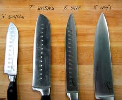 Knives Kitchen Types Of Kitchen Knives And How To Use Them Knives Kitchens And