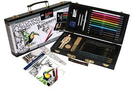 drawing pencil gift sets from rex art supplies