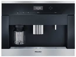 Miele Built In PureLine Plumbed Coffee System CVA6405 CTS