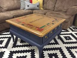 cracker barrel table game diy tutorial monopoly table game room make your own game table