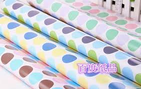 cheapest place to buy wrapping paper multicolor polka dot gift wrapping paper birthday gift wrap souvenir