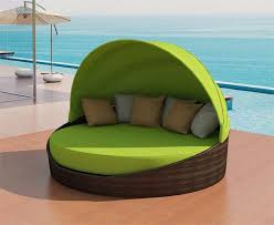 Outdoor Wicker Daybed Wonderful Outdoor Wicker Patio Furniture All Home Decorations