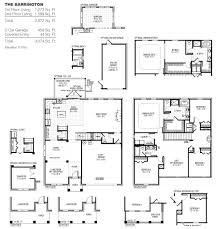 Barrington Floor Plan by Barrington E In Daniel U0027s Grove Holiday Builders