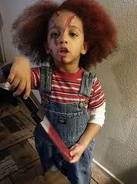 Toddler Chucky Costume Chuckie Toddler Costume Homemade Chucky Costume Chucky Costume