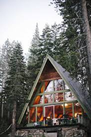 building an a frame cabin 30 amazing tiny a frame houses that you ll actually want to live in