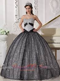 black and silver special fabric quince dress winter most popular