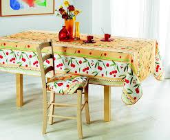 nappe de cuisine rectangulaire nappe rectangle anti tache polyester 140x240 cm pas cher la