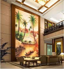 compare prices on cartoon garden mural wallpaper online shopping