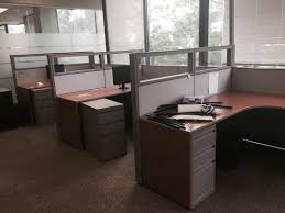 Office Furniture Workstations by Pre Owned Global Workstations M U0026e Modular Office Furniture