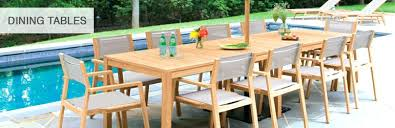 outdoor dining room table 9 piece outdoor dining room sets chic