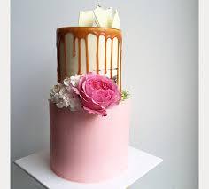 26 fantastical drip wedding cakes wedding cake caramel ganache