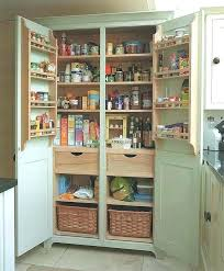 stand alone pantry cabinet jones house