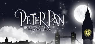peter pan 1954 broadway version music theatre international